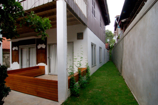 Renovation of rural house |Cambodia |collective studio